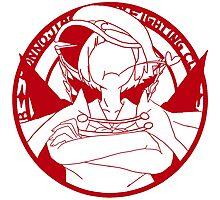 Honnōji Academy Fighting Club Photographic Print