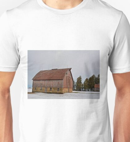 The Empty Barn Unisex T-Shirt