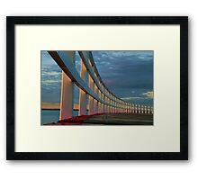 """The Promenade"" Framed Print"