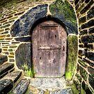 The door number ... ? by jean-jean