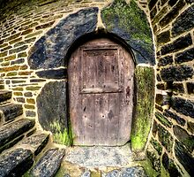 The door number ... ? by jean-jean