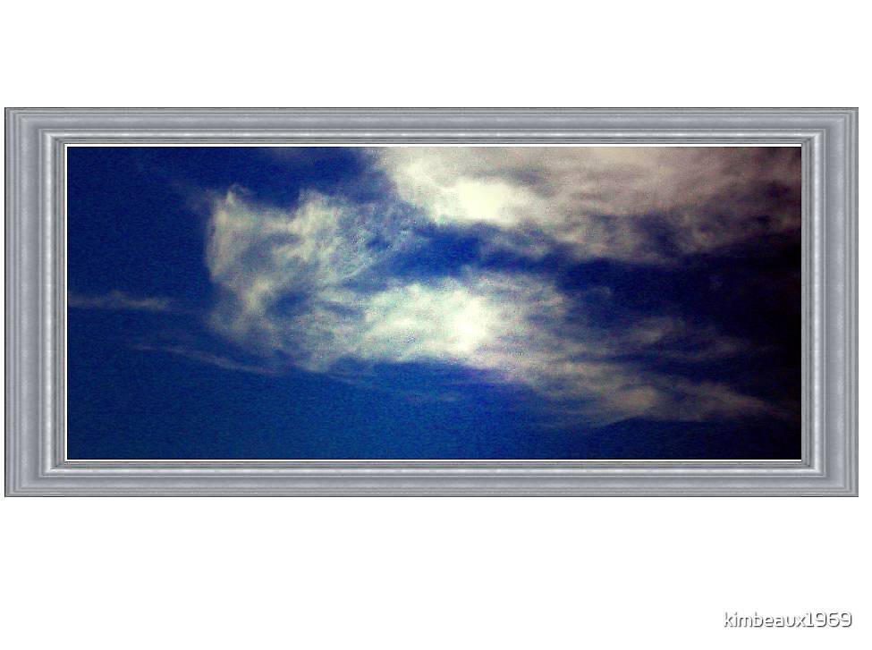 Angel in the Clouds by kimbeaux1969