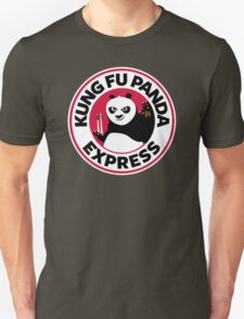 Kung Fu Panda Express Unisex T-Shirt