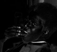 OREO KID (B/W) by Arif Sunesara