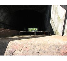 RMS Titanic Dry Dock Access Area Photographic Print