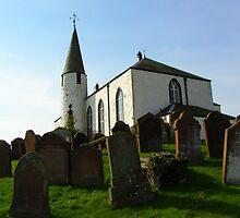 Scottish church by shakey