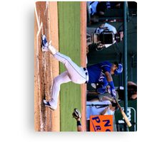 Sammy Sosa Strikes Out Canvas Print