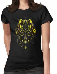 TRANSFORMER Womens Fitted T-Shirt