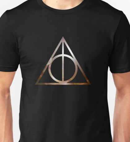 The Deathly Hallows Unisex T-Shirt
