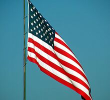 Old Glory by TMPhoto