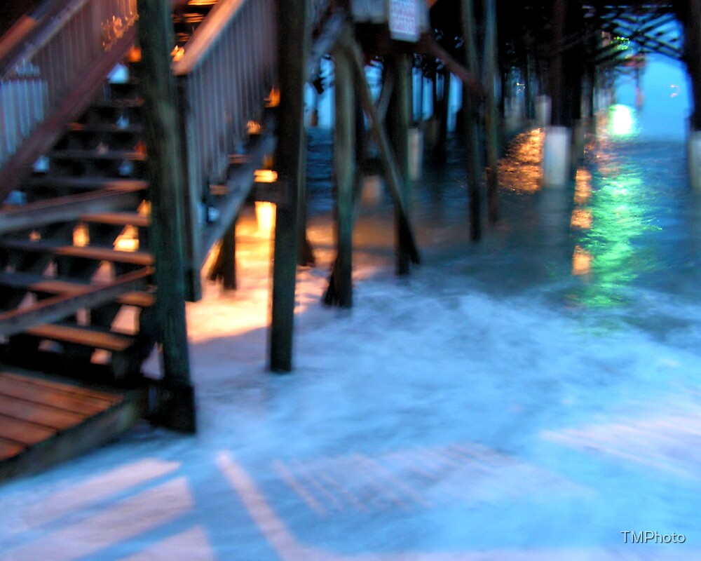 Cocoa Pier by TMPhoto