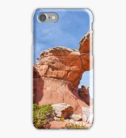 Guard at the Arch iPhone Case/Skin