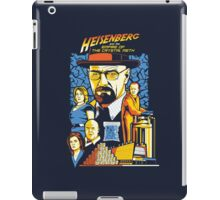 Heisenberg and the Empire of the Crystal Meth iPad Case/Skin