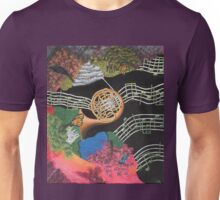 Musical Transformation Unisex T-Shirt