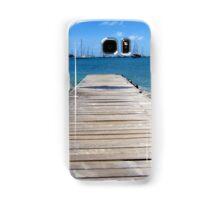 Caribbean Perspective Samsung Galaxy Case/Skin