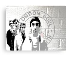 The Who63 Canvas Print