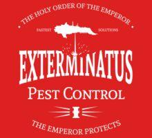Exterminatus - White - Warhammer by moombax