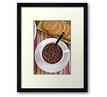 The real thing Framed Print