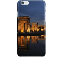 Debod Temple II iPhone Case/Skin