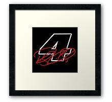 Ricky Carmichael 4 Framed Print