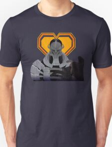 N7 Keep - Saren T-Shirt