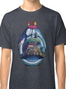Miyazaki Totoro  Classic T-Shirt