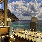 Dining in Paradise by Tom Gomez