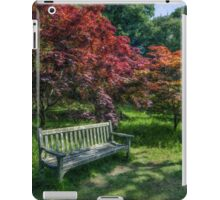 Late Summer Walks iPad Case/Skin