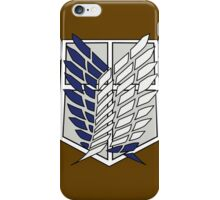 SNK Survey Corps iPhone Case/Skin