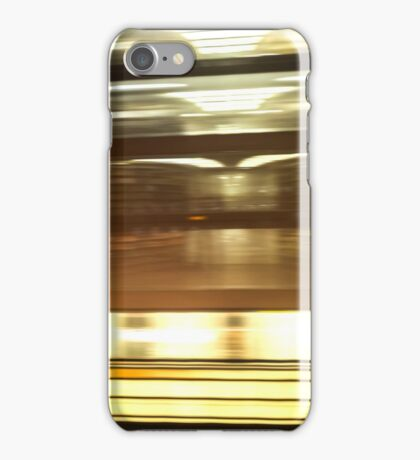 transit iPhone Case/Skin