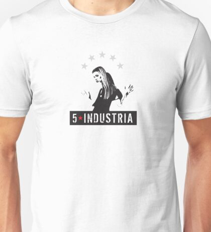 5* Estrella Atractiva Unisex T-Shirt