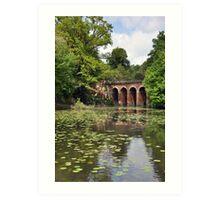 Hampstead Heath Viaduct - London Art Print