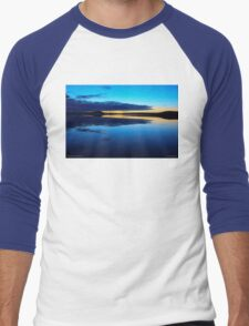Magic Lapland Sweden . by Doctor Andrzej Goszcz. Men's Baseball ¾ T-Shirt