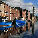 Exeter Canal by RedHillDigital