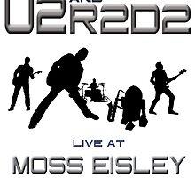 U2 Live at Moss Eisley by Jonnyfez