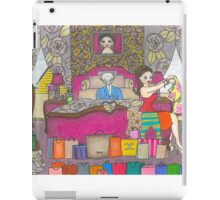 The Gold-Digging Desperate Housewife iPad Case/Skin