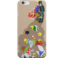 Mario Kart Item fury  iPhone Case/Skin