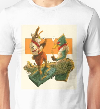 The Fox in our Stars Unisex T-Shirt