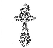 celtic cross by eric flannagan