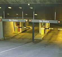 No Entry by Mark Williamson