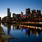 Stunning Melbourne by Chris Putnam
