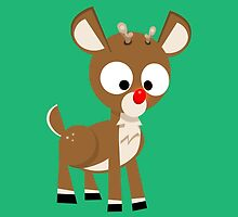 Rudolph by AnishaCreations