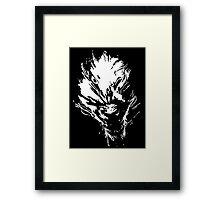Night Hunter Rengar Framed Print