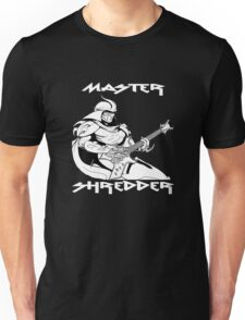 Master Shredder Metal Unisex T-Shirt