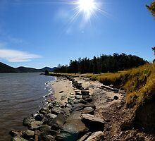 Hawkesbury Beach by Paul Quinn