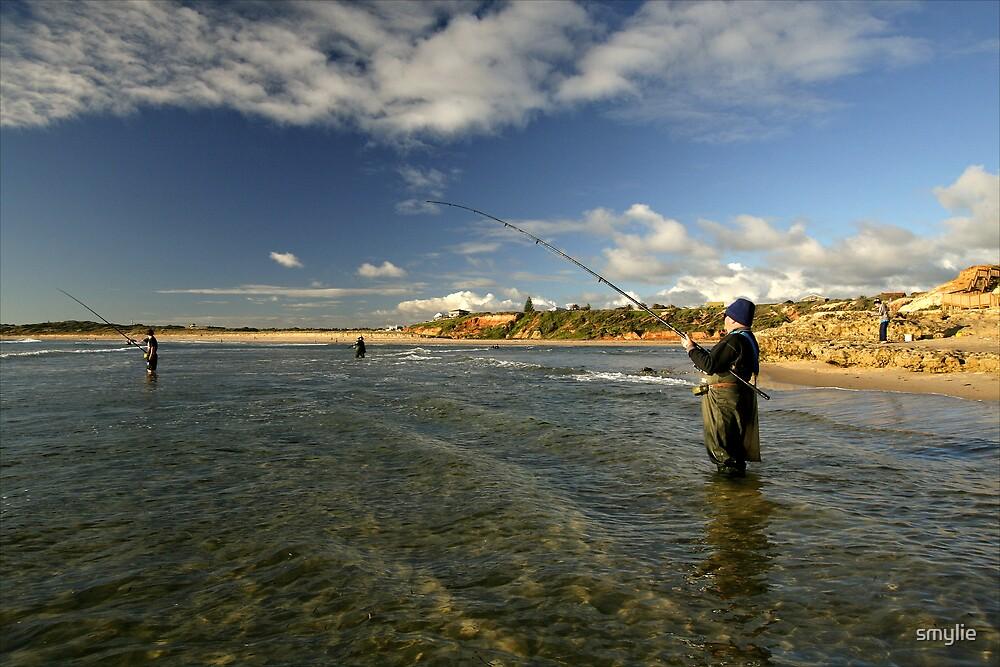 Gone Fishin' by smylie