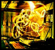 Epicentre Fire - Transmutation by 3rdeyefotos