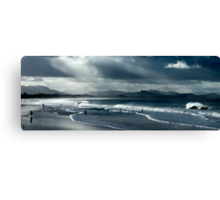 Byron Beach Winter Landscape Canvas Print