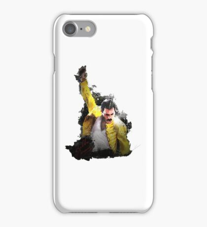 freddie Mercury iPhone Case/Skin