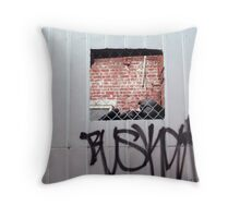 Goodyear In Review Throw Pillow